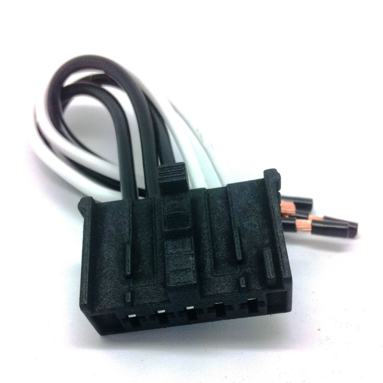 Alfa Romeo Mito Heater Resistor Wiring Harness Loom Repair Kit Connector Plug