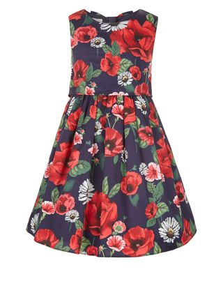 With a gathered skirt and stylish overlay design, our Scarlet dress ...