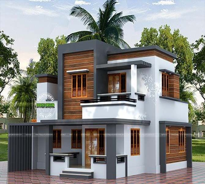 The Most Unique Modern Home Design In The World Modern Style House Plans Bungalow House Design Kerala House Design