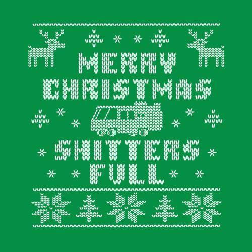 Merry Christmas Shitters Full T-Shirt apparel Pinterest Shirts