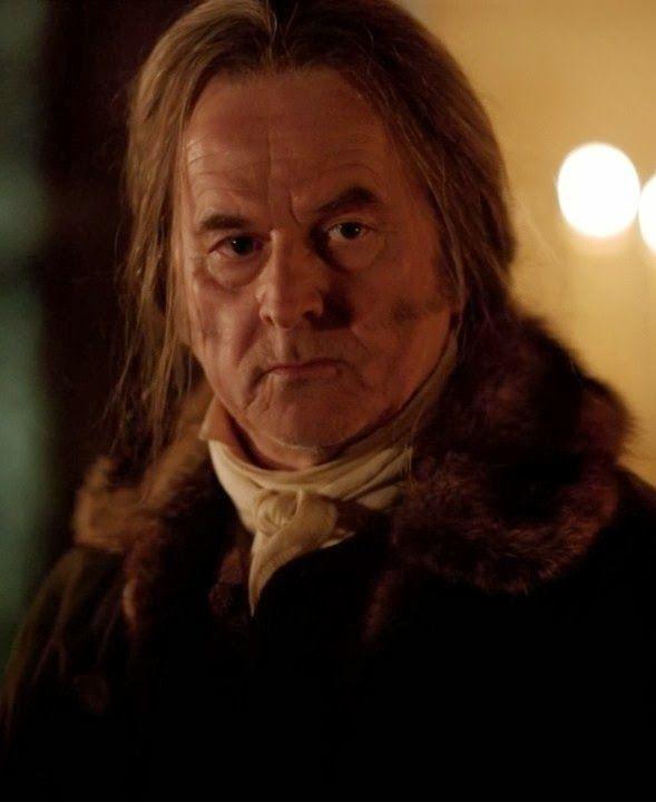 sir selwyn hardcastle | trevor eve as sir selwyn hardcastle the magistrate and investigator