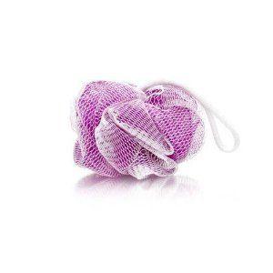 Foaming Shower Pouf Pink & White by VitaBath. $7.99. Buy Vitabath Sponges - Foaming Shower Pouf Pink & White