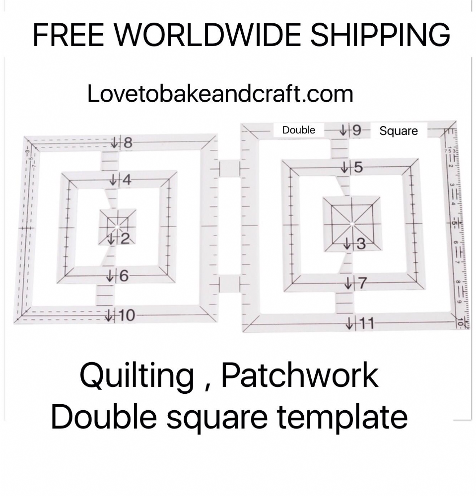 sewing stencil pentagon stencil pentagon template sewing