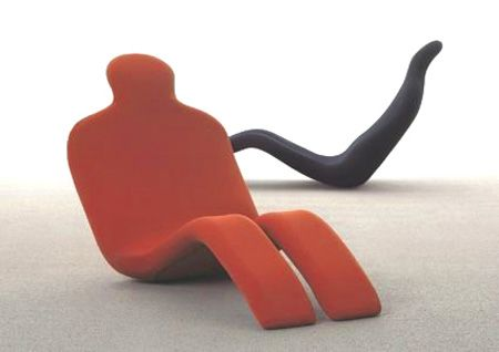 Olivier Mourgueu0027s Bouloum Lounge Chair By Arconas
