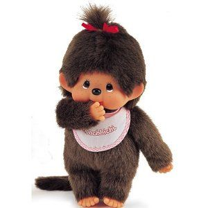 who remembers this blast from the past?Monchhichi
