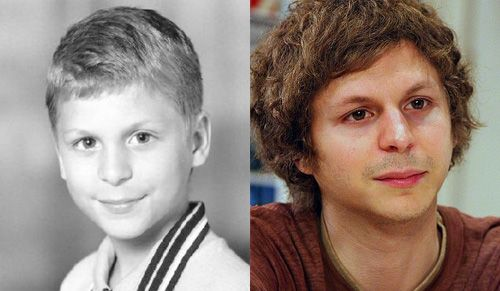 comedy actors when they were kids Michael Cera