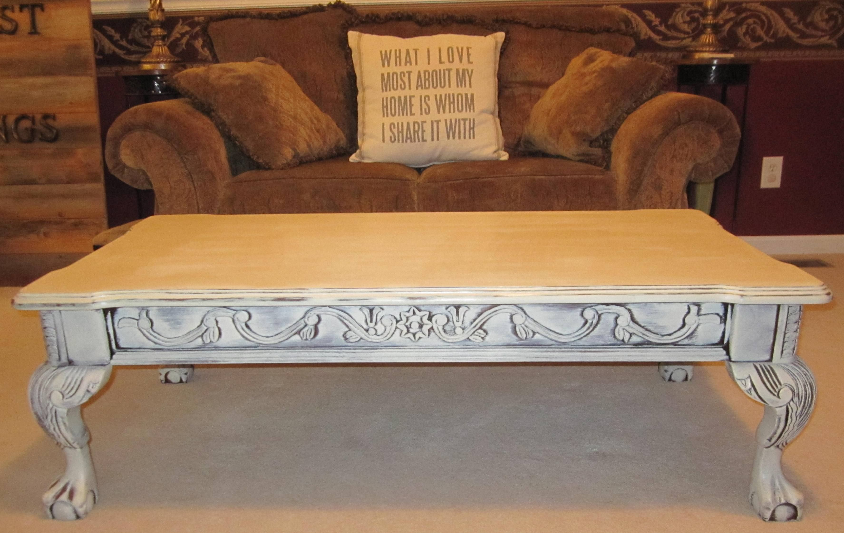 Ornate Coffee Table By Fine Nest Furnishings With Images Furniture