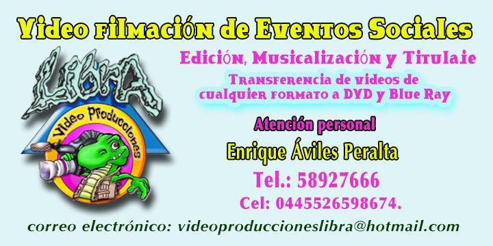 VIDEO FILMACIONES LIBRA