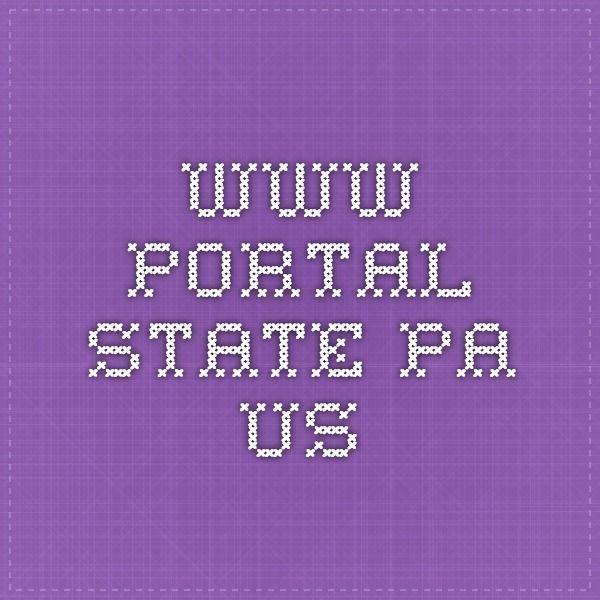 www.portal.state.pa.us