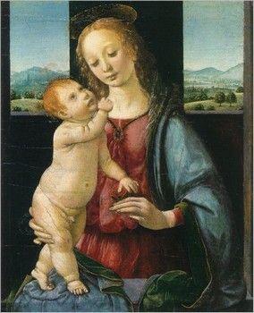 Oeuvre De Leonard De Vinci : oeuvre, leonard, vinci, Madonne, Dreyfuss, Vinci, Vinci,, Leonardo