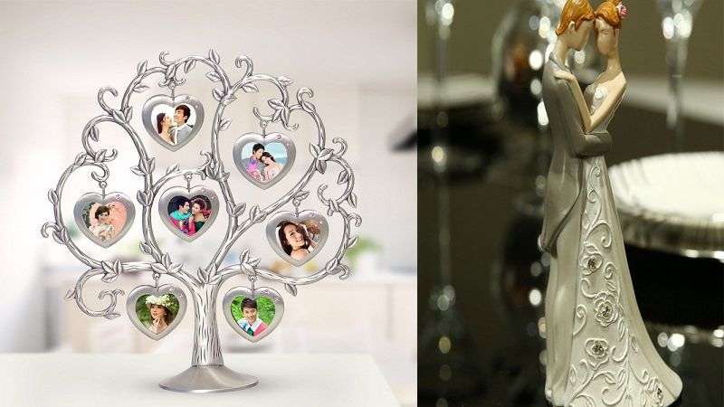 Best Gift For Couples Wedding Anniversary India Anniversary Couples Gi In 2020 Marriage Anniversary Gifts First Wedding Anniversary Gift 25 Wedding Anniversary Gifts