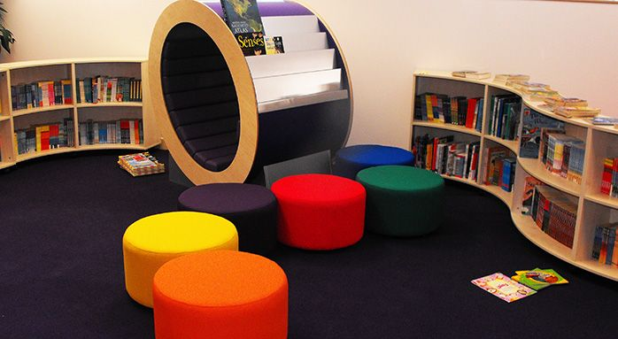 Furniture Design Education case studies - springfield educational furniture | classroom