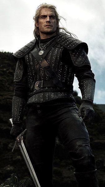 The Witcher Netflix Series Geralt Henry Cavill 4k