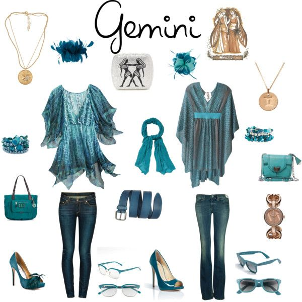 Gemini, created by cayla-dy on Polyvore