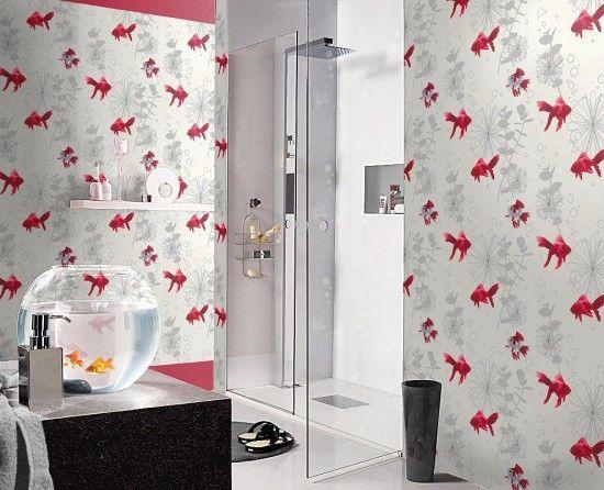 Badezimmer Tapeten Gunstig Online Kaufen Tapeten Tapeten Gunstig Badezimmer Tapete