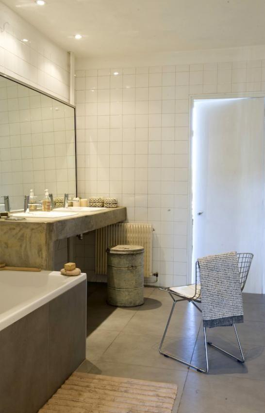 La salle de bain moderne \u2013 12 idees ,simple et chic Modern - Salle De Bain Moderne Grise