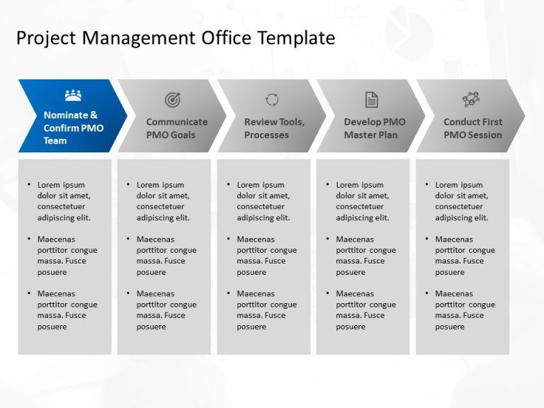 MetasliderPMO Objectives Planning Template4x3 in 2020