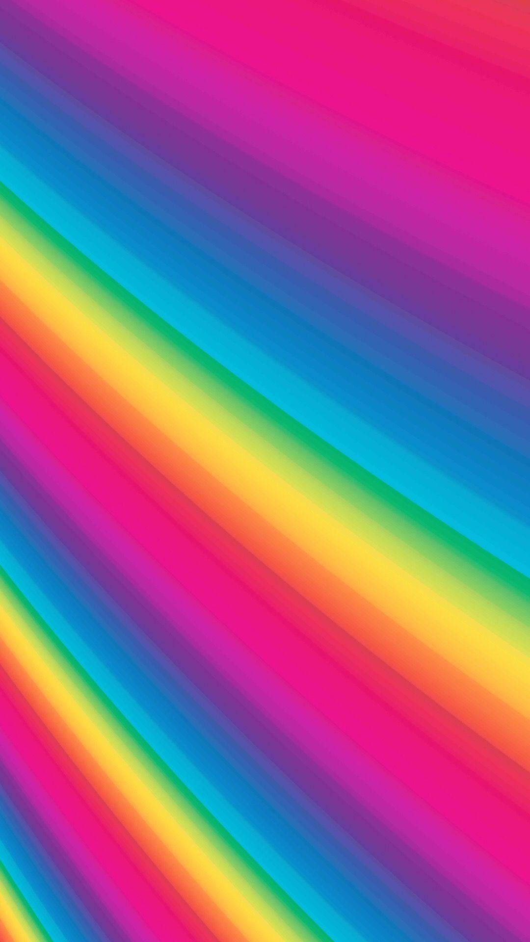 Cellphone Background / Wallpaper Rainbow wallpaper