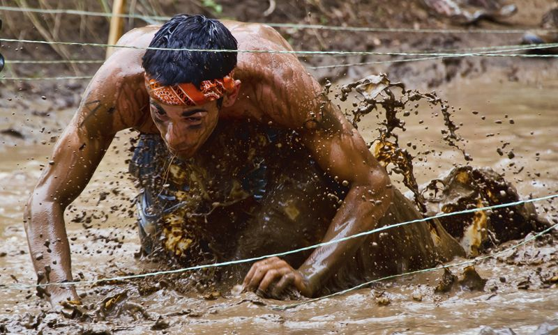 YECH > Tough Mudder and Other Mud Runs May Include an Unexpected Obstacle: A Bad Case of Diarrhea | HealthFeed Expert Health News & Information, University of Utah Health Care #UTWomensHealth #summer
