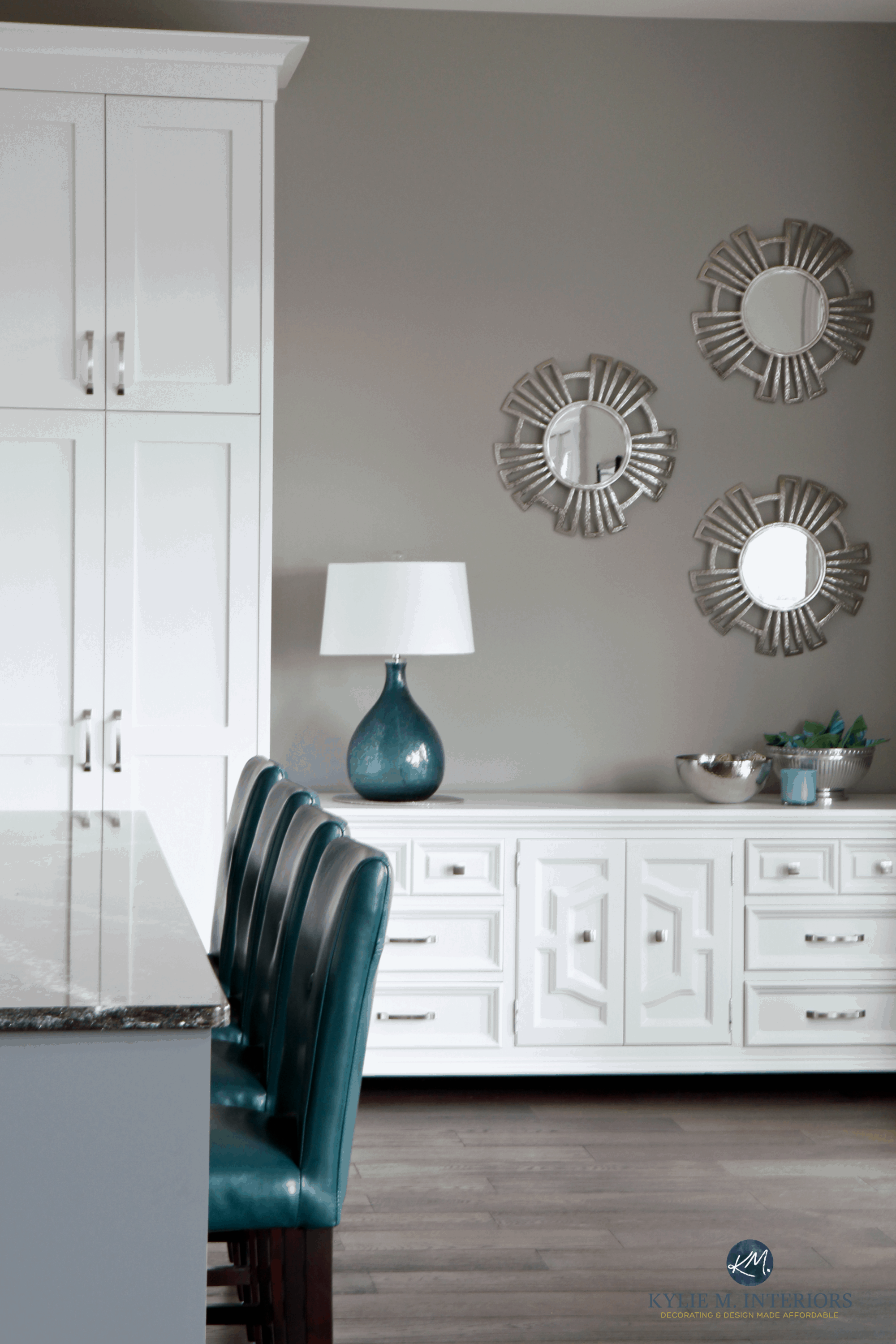 The Best Warm Gray or Greige Paint Colors For Your Home #indoorpaintcolors