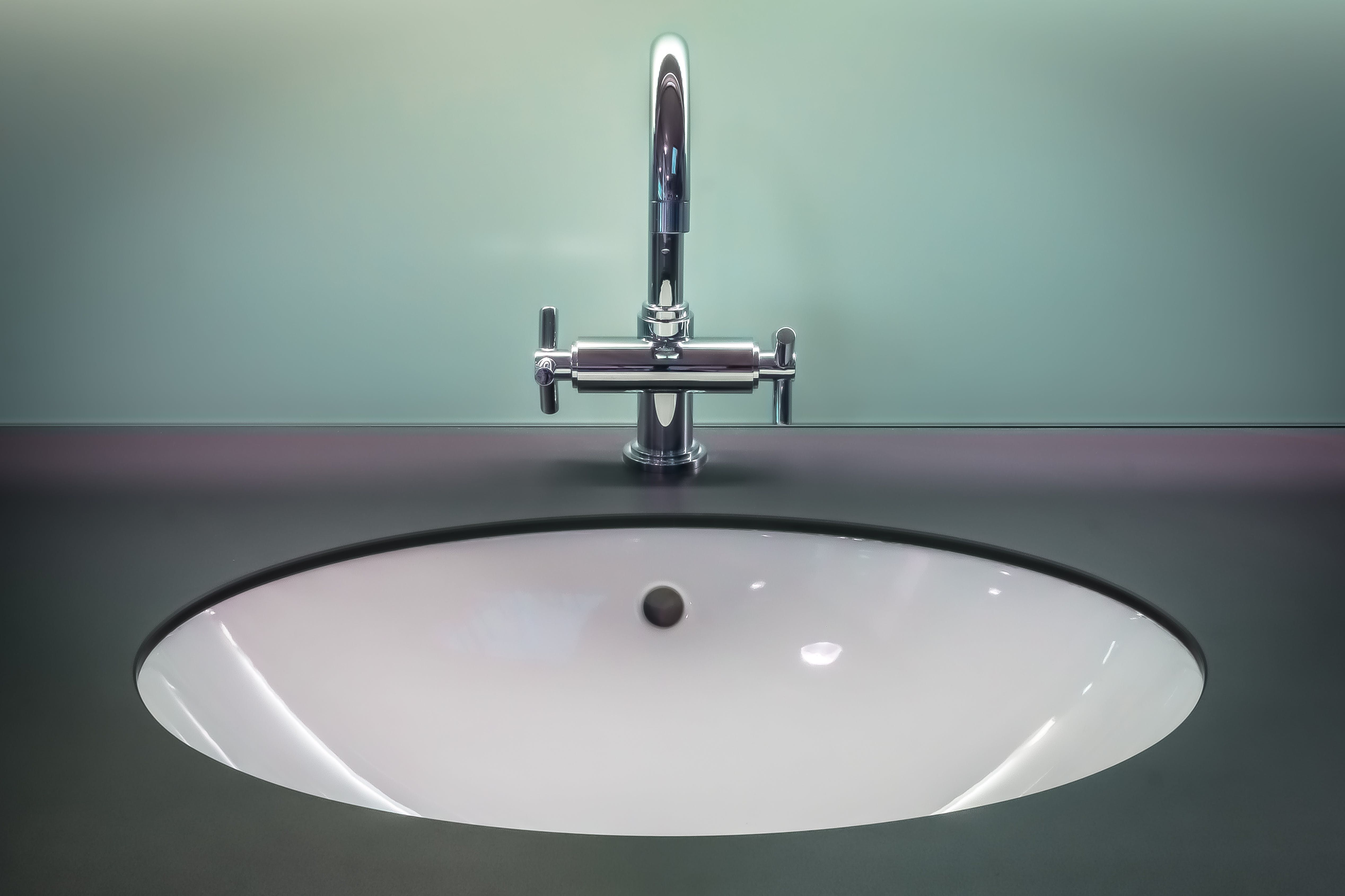 Tips For Home Improvement Do You Want To Revamp Your Home Kitchen But Without Replacing Everything In It By Mer In 2020 Bathroom Cleaning Sink Bathroom Remodel Cost