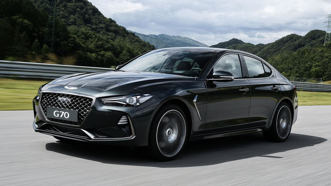 2020 Genesis G70 Coupe Luxury Car Brands Car Review New Cars