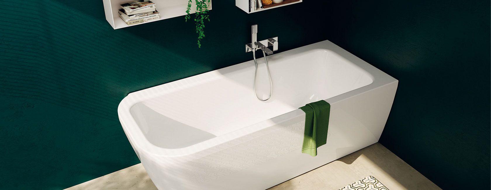 Vasca da bagno TEUCO | Nauha | Arredo bagno | Pinterest