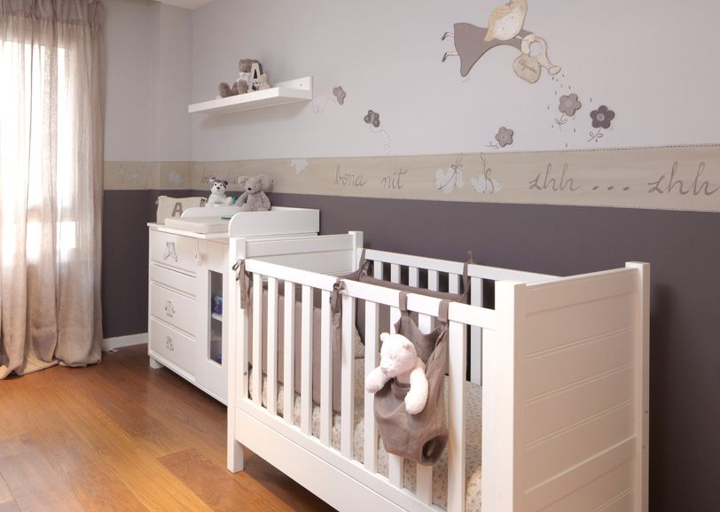 Pin de Giovana Baladon en cuarto bb Pinterest Habitación bebés