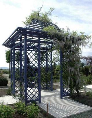 Wallingford Rankpavillon Schweiz Garden Design Classic Garden Garden Obelisk
