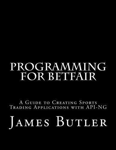 Free read online or download programming for betfair a guide to free read online or download programming for betfair a guide to creating sports trading applications fandeluxe Images