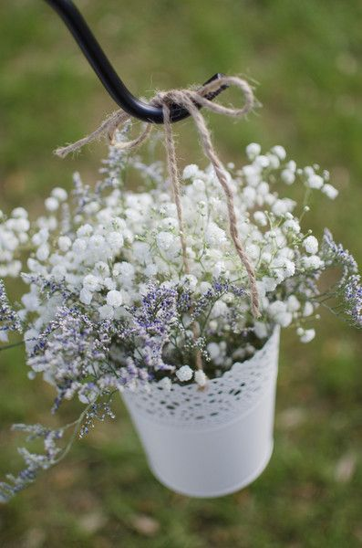 Baby's Breath Flower Ideas, Wedding Flowers Photos by Kirsten Smith Photography
