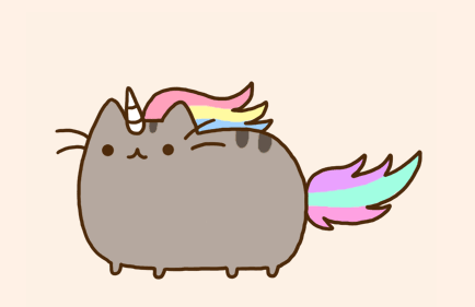 Pusheen the cat WTF?? lol | cats | Pusheen cat, Pusheen ...