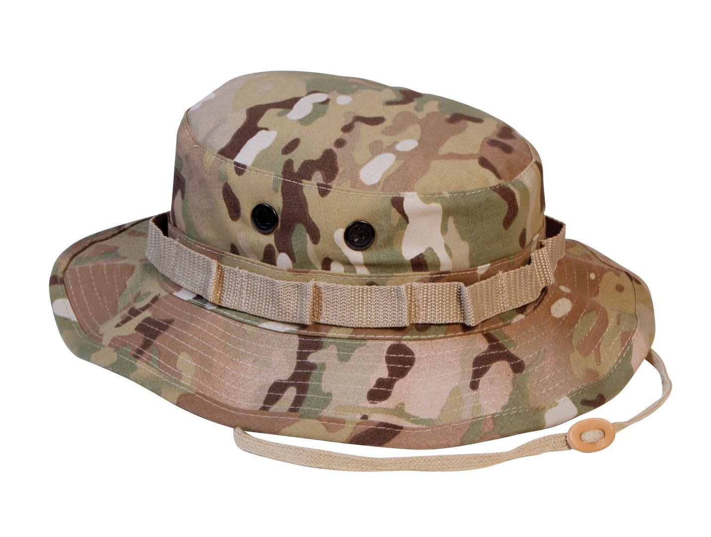 Multicam Boonie Hat  Made of Genuine Crye Industries