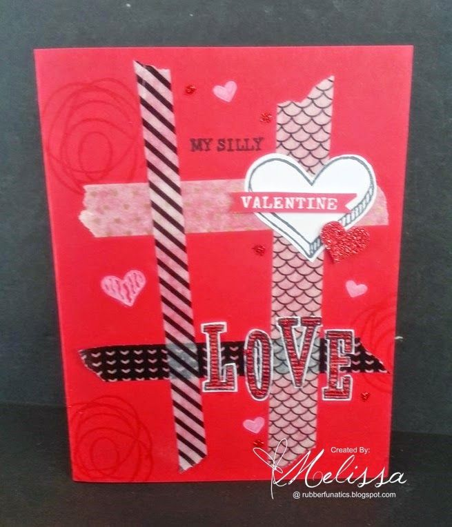 RubberFUNatics: My Silly Valentine