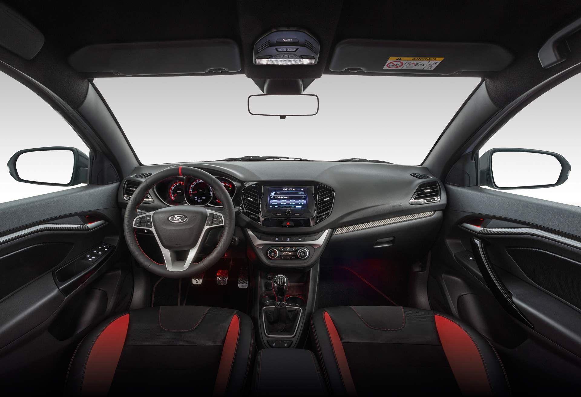 145 Ps Lada Vesta Sport Debuts As Russia S Budget Sports Sedan