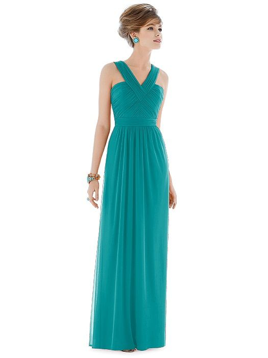 Alfred Sung Style D678 http://www.dessy.com/dresses/bridesmaid/d678/?color=midnight&colorid=47#.VNU8TpU5CP8