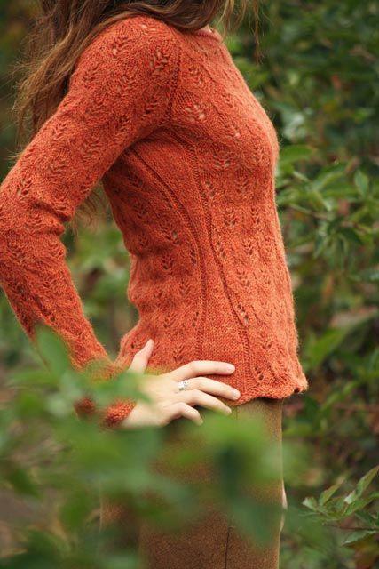 Botanical Knits - By Alana Dakos of Never Not Knitting