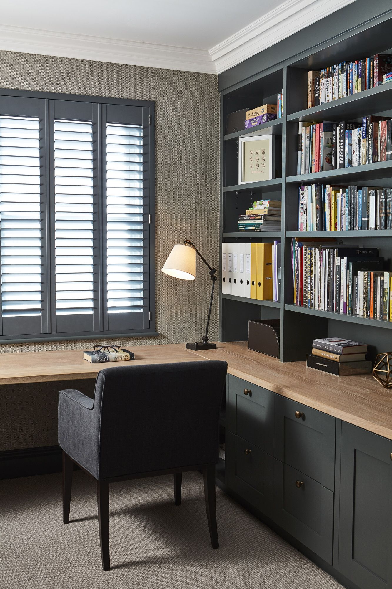 Open Study Room: Parsons Green — ANNA HEWITSON DESIGN