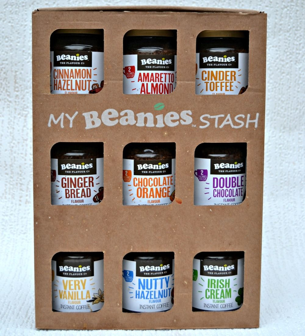 Competition To Win Beanies Flavour Coffee Stash Box Worth