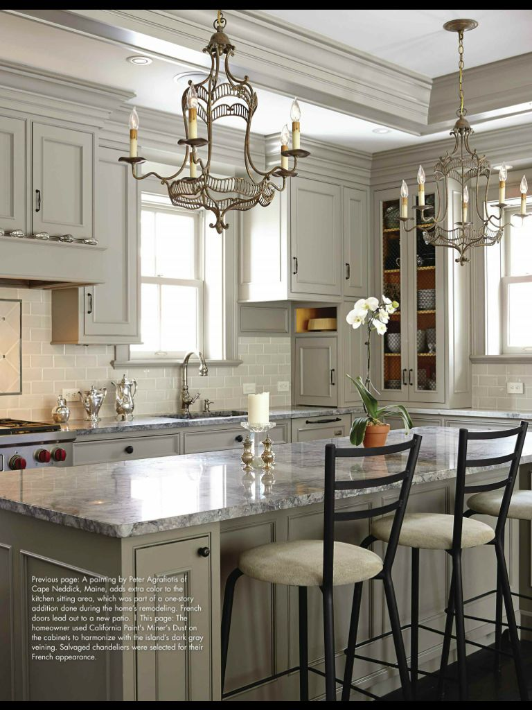 Love The Idea Of A Chandelier In A Kitchen Kitchen Projects Design Cool Kitchens Kitchen