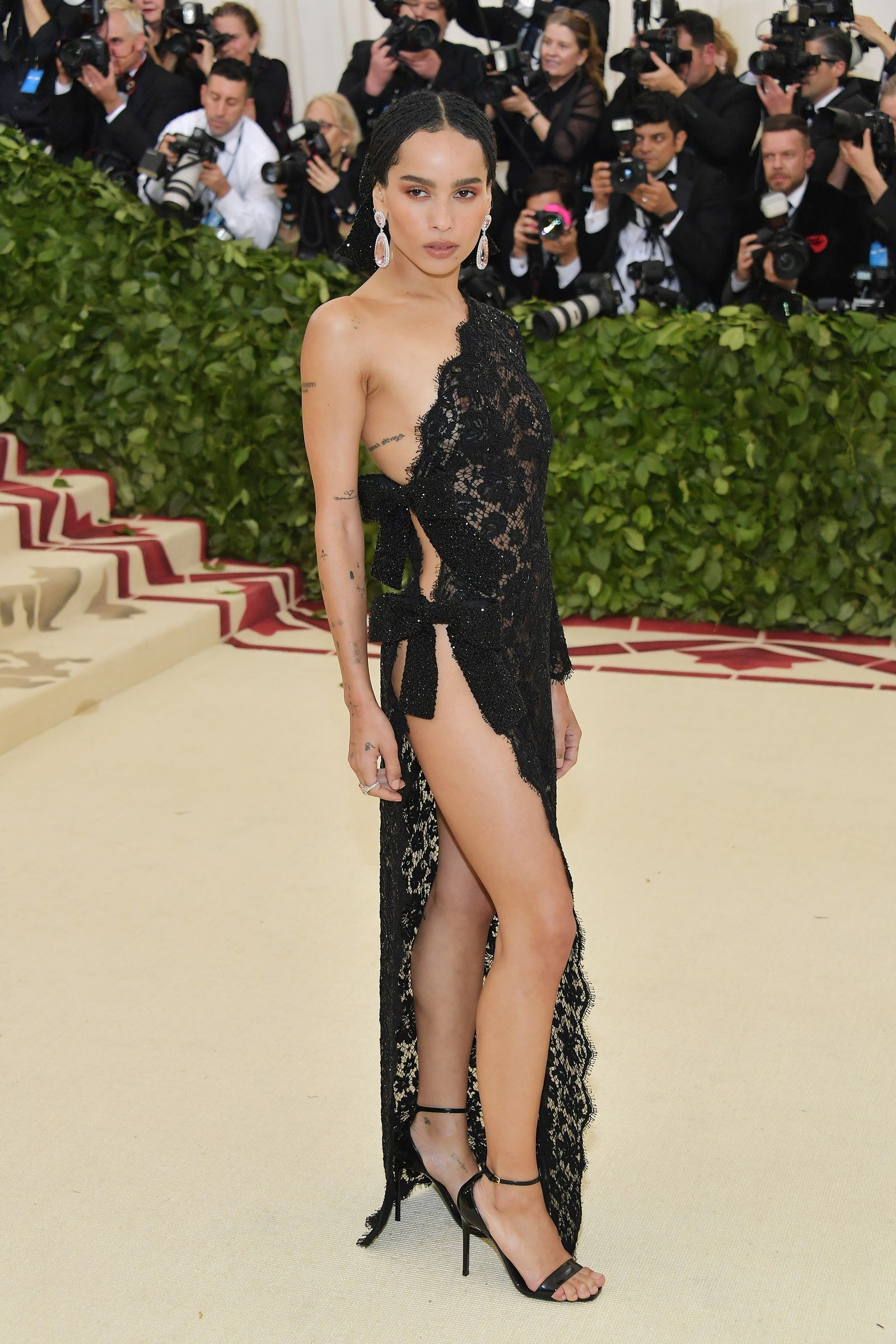 All the best dresses from the met gala fashion statement