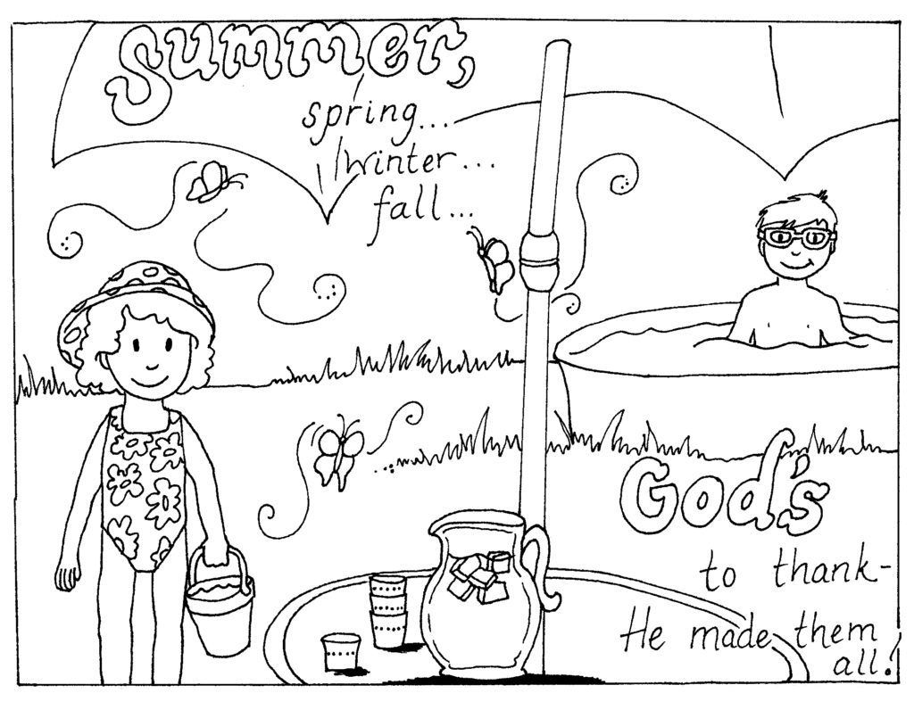 Summer Coloring Pages For Kids Print Them All For Free Valentine Coloring Pages Coloring Pages Winter Summer Coloring Pages