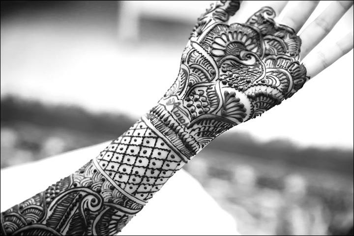 Traditional Mehndi Designs Photos : Indian mehndi designs that are beautifully traditional