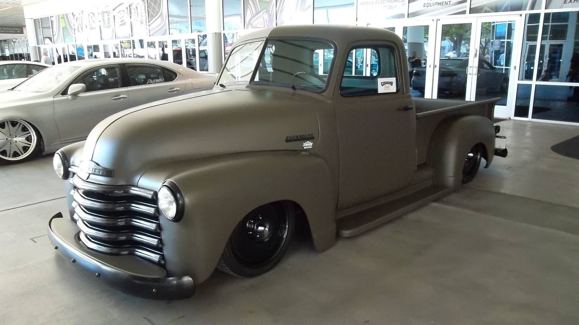 chevy chevrolet advanced design pickup truck slammed. Black Bedroom Furniture Sets. Home Design Ideas
