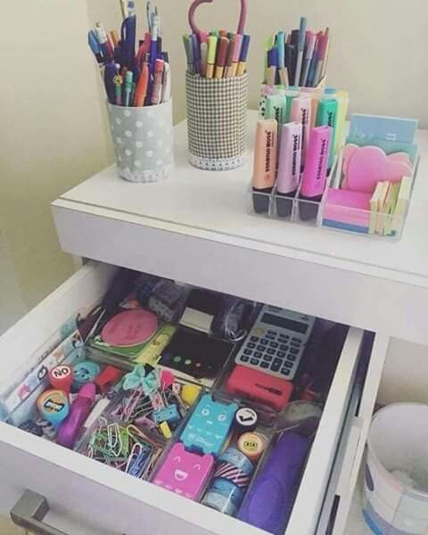 Cute Officedesk Ideas: Pin By On Back To School
