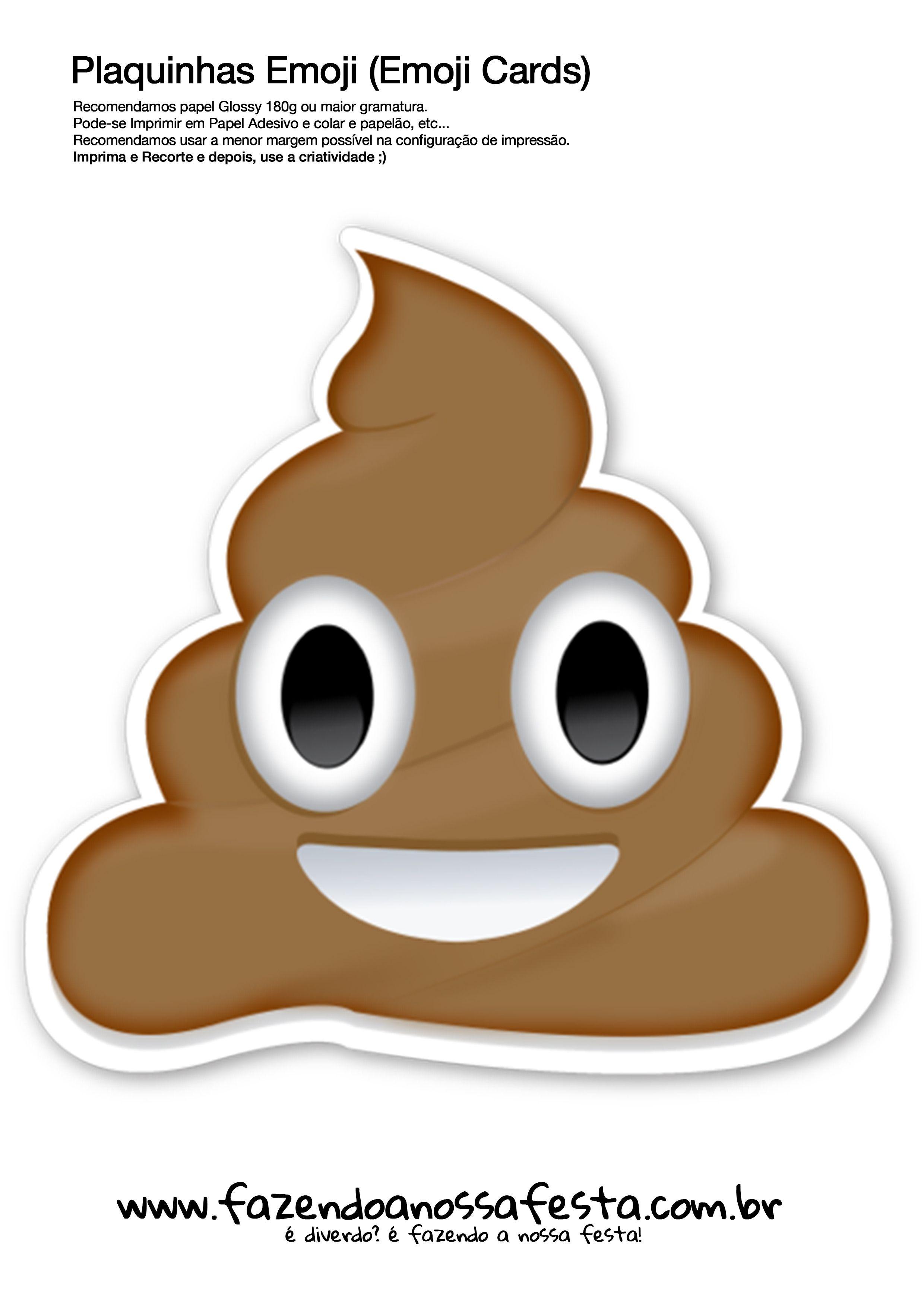 Plaquinhas Emojis 12 Emoji Card Fazendo A Nossa Festa Coco اعمال