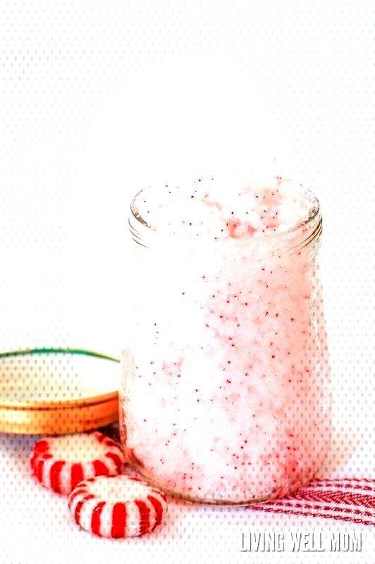 DIY Peppermint Sugar Scrub | DIY Homemade Body Scrubs    DIY Peppermint Sugar Scrub | DIY hausg