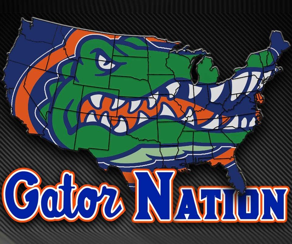 Florida Gators Nation FLoRiDa GaToR GirL Pinterest