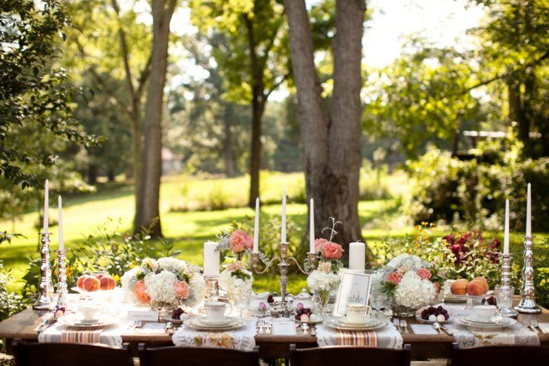 Vintage Southern Wedding Inspiration Southern Wedding