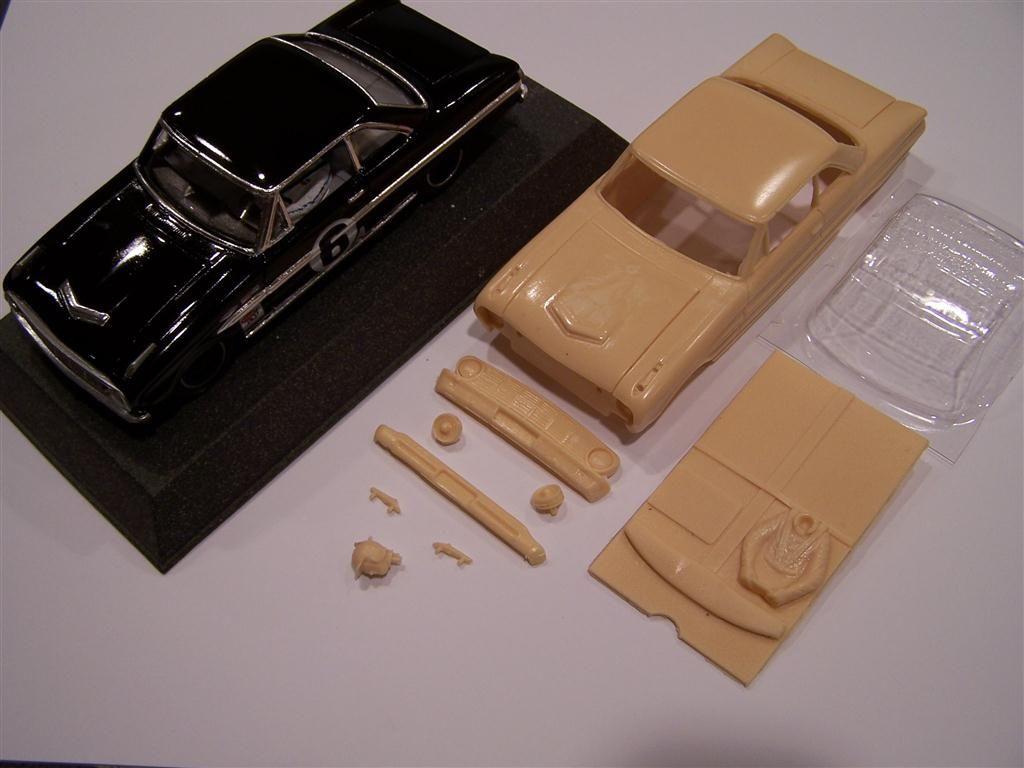 1:32 1963 Ford Falcon Resin Slot Car Kit | Back in the day | Slot